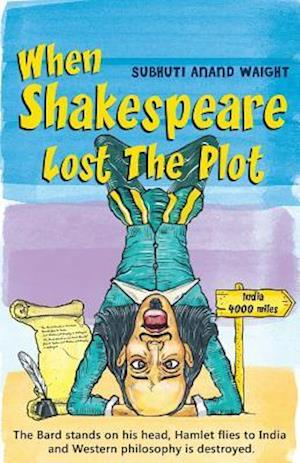 Bog, hardback When Shakespeare Lost the Plot