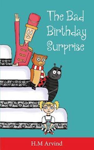 Bog, paperback Bad Birthday Surprise af H.M Arvind