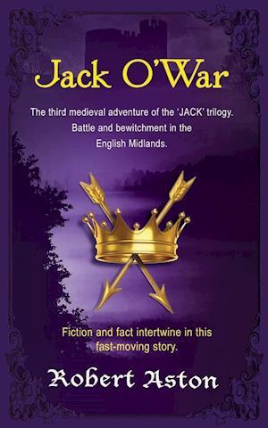 Bog, paperback Jack O' War af Robert Aston