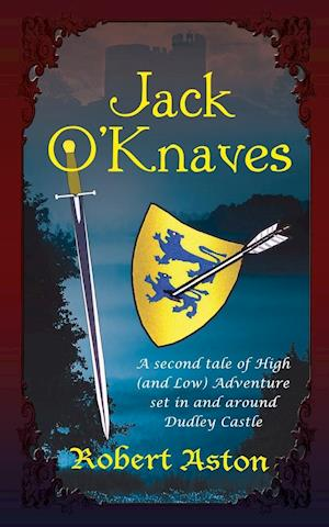 Bog, paperback Jack O' Knaves af Robert Aston