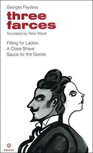 Three Farces af Georges Feydeau