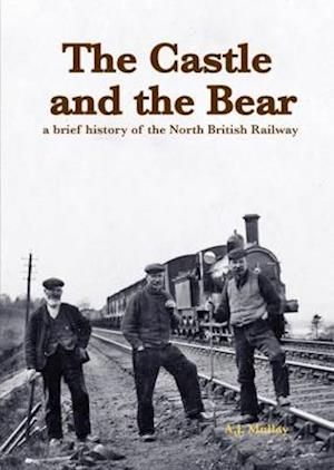 Bog, paperback The Castle and the Bear af A. J. Mullay