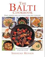 The Balti Cookbook af Shehzad Husain