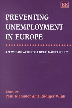 Preventing Unemployment in Europe af Paul Klemmer