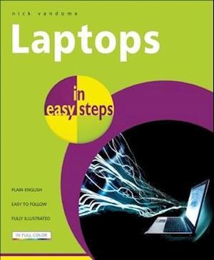 Laptops in Easy Steps af Nick Vandome