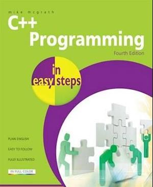 C++ Programming in Easy Steps af Mike McGrath