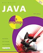 Java in easy steps, 5th edition af Mike McGrath