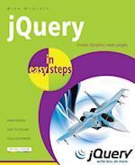 jQuery in easy steps af Mike McGrath