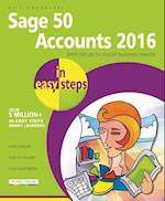 Sage 50 Accounts 2016 in Easy Steps (In Easy Steps)