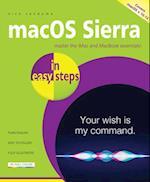 Macos Sierra in Easy Steps (In Easy Steps)