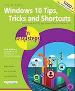 Windows 10 Tips, Tricks & Shortcuts in Easy Steps (In Easy Steps)