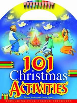 101 Christmas Activities af Bethan James
