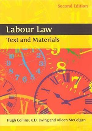 Labour Law af Aileen Mccolgan, Keith D Ewing, Hugh Collins