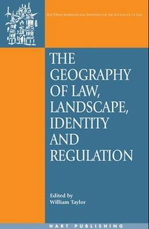 The Geography of Law af William Taylor