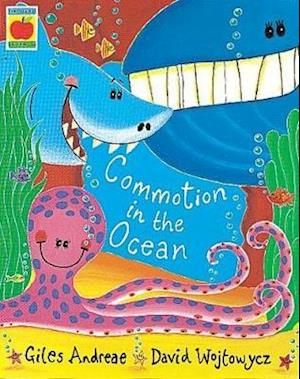 Bog, paperback The Commotion in the Ocean af Giles Andreae
