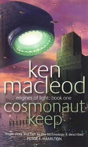 Cosmonaut Keep af Ken MacLeod