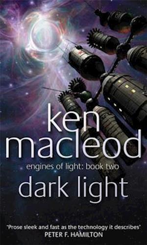 Dark Light af Ken MacLeod