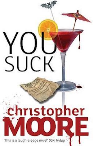 You Suck af Christopher Moore