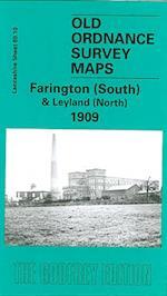 Farington (South) and Leyland (North) 1909 af David Hunt