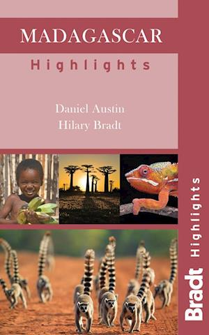 Madagascar Highlights af Daniel Austin, Hilary Bradt