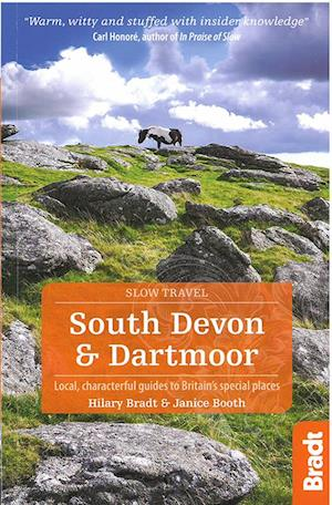 South Devon & Dartmoor (Slow Travel) af Hilary Bradt