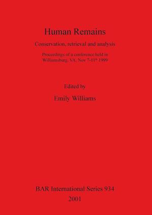 Bog, paperback Human Remains af Emily Williams