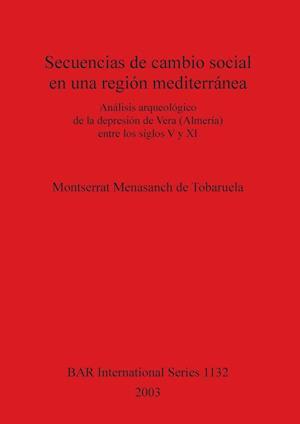Bog, paperback Secuencias de Cambio Social En Una Region Mediterranea af Montserrat Menasanch Tobaruela