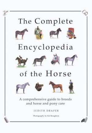 Bog, paperback The Complete Encyclopedia of the Horse af Judith Draper