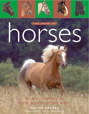 Bog, paperback The Book of Horses af Judith Draper