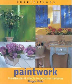 Bog, paperback Inspirations: Paintwork af Maggie Philo