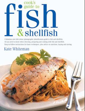 Bog, paperback Cook's Guide to Fish and Shellfish af Kate Whiteman