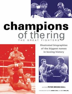 Bog, paperback Champions of the Ring af Peter Brooke-Ball