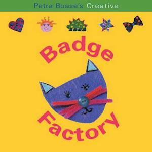 Bog, paperback Badge Factory af Nick Huckleberry Beak