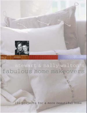 Bog, paperback Stewart and Sally Walton's Fabulous Home Makeovers af Stewart Walton