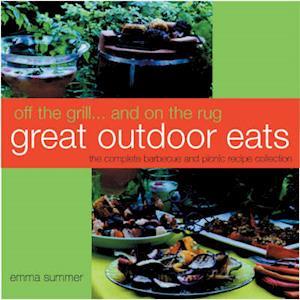 Bog, paperback Great Outdoor Eats af Emma Summer