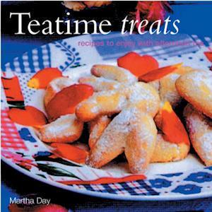 Bog, paperback Teatime Treats af Martha Day