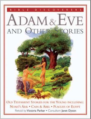 Bog, paperback Adam and Eve af Victoria Parker