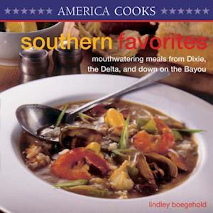 Bog, paperback Southern Favourites af Lindley Boegehold