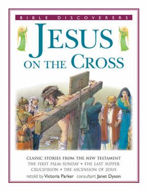 Bog, paperback Jesus on the Cross af Victoria Parker