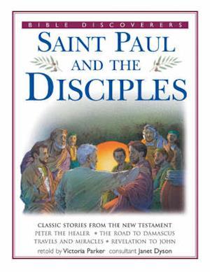 Bog, paperback Saint Paul and the Disciples af Victoria Parker