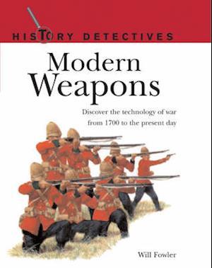 Bog, paperback Modern Weapons af Will Fowler