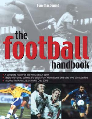 Bog, paperback The Football Handbook af Tom Macdonald