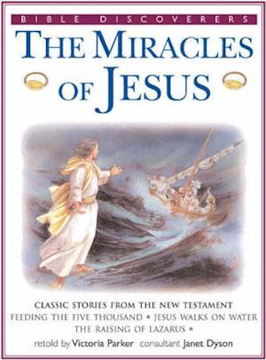 Bog, paperback The Miracles of Jesus af Victoria Parker