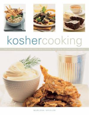 Bog, paperback Kosher Cooking af Marlena Spieler