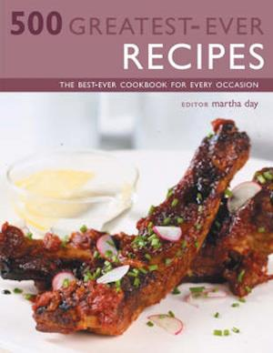 Bog, paperback 500 Greatest-ever Recipes af Martha Day