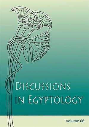 Discussions in Egyptology af Maria Cannata
