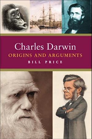 Charles Darwin af Bill Price