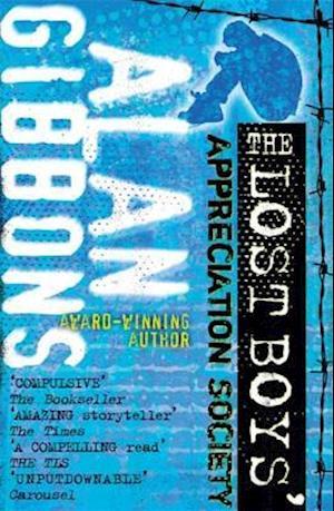 The Lost Boys' Appreciation Society af Alan Gibbons