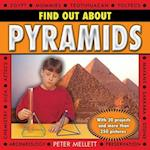 Find Out About Pyramids af Peter Mellett