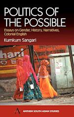Politics of the Possible af Kumkum Sangari, Kunkum Sangari